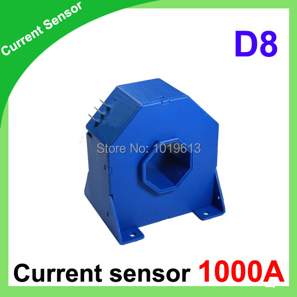D8 Hall Effect High Current transducer 1000A dc current transducer d8 hall effect high current transducer 1000a dc current transducer