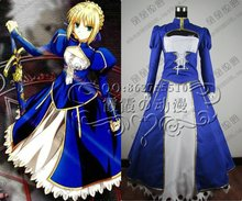 Anime fate stay night sable rey arturo cosplay school costume dress uniform cosplay halloween hembra mujeres top falda conjuntos