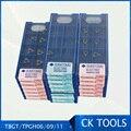 Lange lebensdauer carbideTBGT0601 TPGH08 TPGH0902 TPGH110304 interne einsatz für aluminium stahl material STUBR06 STUPR09 11 langweilig