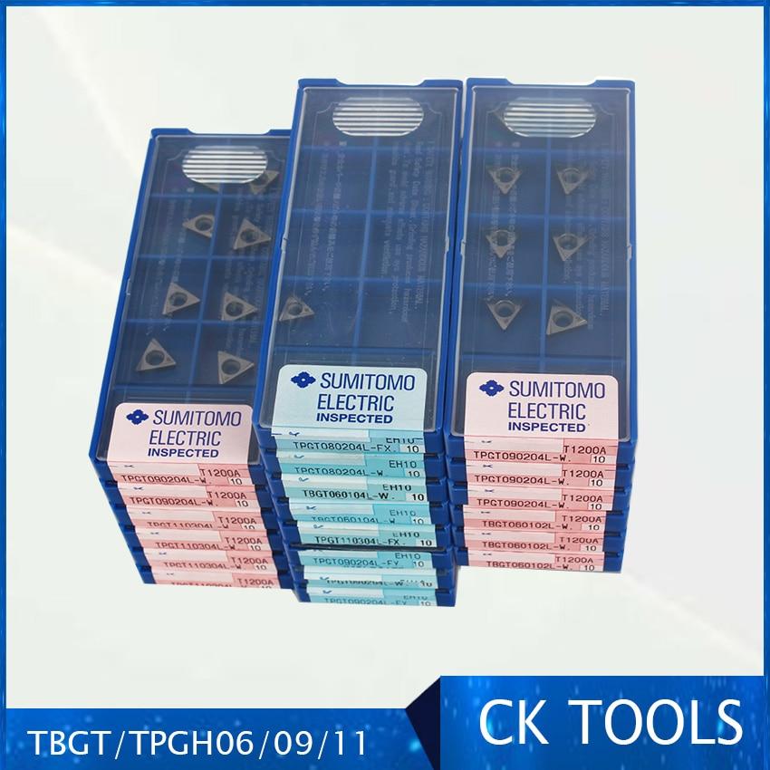 long tool life carbideTBGT0601 TPGH08 TPGH0902 TPGH110304 internal insert for aluminium steel material STUBR06 STUPR09 11 boring