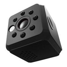 Mini DV DVR Detecção de Movimento Da Câmera de Visão Noturna Controle de Voz de Suporte Gravador de Chamadas para Casa o Bebê Monitor Suporta Até 128 GB micro