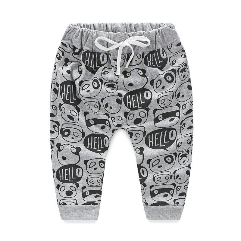 Letter Printed Casual Baby Boy Clothes Set