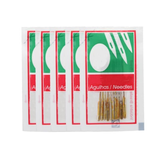 Online Shop 40pcs Household Sewing Machine Needles For Brother Inspiration Singer Sewing Machine Needles
