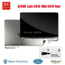 For Apple Mid 2013 – Mid 2014 For MacBook Pro 15″ A1398 Retina Full LCD Screen Assembly