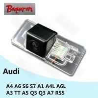for Audi A4 A6 S6 S7 A1 A4L A6L A3 TT A5 Q5 Q3 A7 RS5 Reverse Parking Backup Camera HD CCD Night Vision Car Rear View Camera