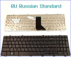 Rosyjska wersja RU klawiatura do dell Inspiron 1564 XHKKF V110546AS1 NSK DROSQ P08F laptopa|keyboard printer|keyboard drumkeyboards for laptop computers -