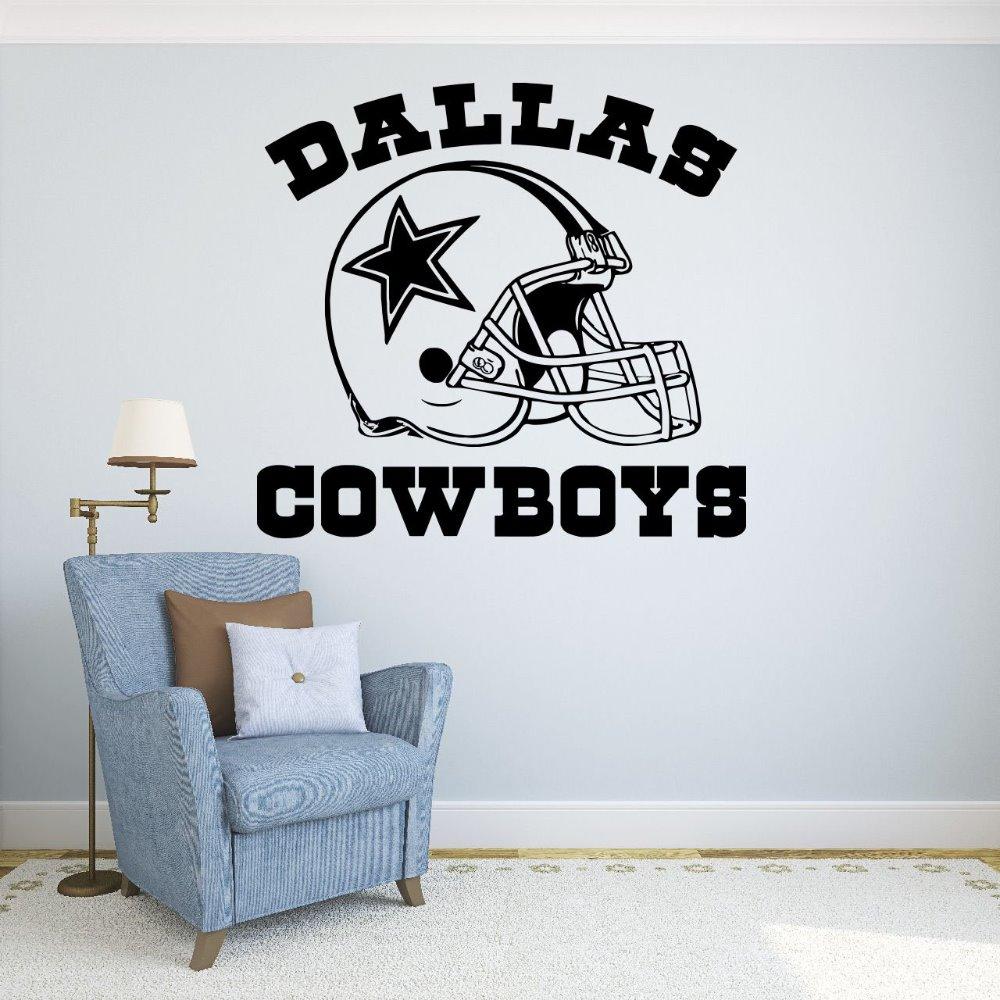 Dallas Cowboys Custom Vinyl Wall Sticker