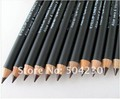 12PCS/lot Brand Color Brown or Black Eyebrow Eyeliner Pencil Dark Coffee Color Makeup Eye / Lip liner Pencil Wholesale
