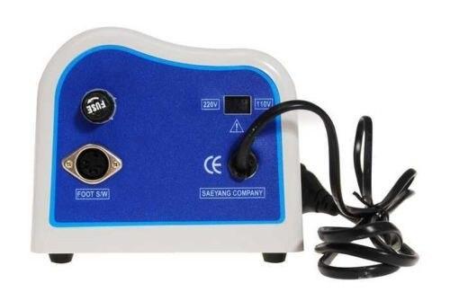 Dental elétrica micromotor n8 maratona unidade de