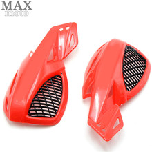 motorcycle accessories hand guards motocross motorcycle universal plastic 22mm for KTM 250XCF-W/EXC-F/SX/XC/XC-W/EXC 2005 honda