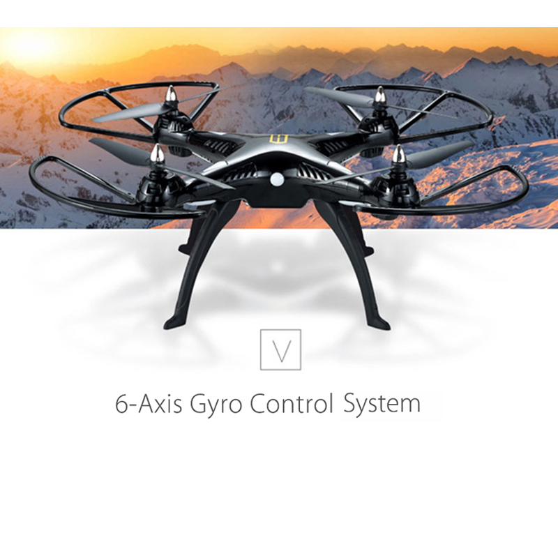 Huanqi RC Helicopter 2.4G 4CH 6-Axis Gyro Quadcopter RTF Hold Altitude Mode Drone Dron Xmas Gifts RC Drones with LED Light 2016 q929 mini drone headless mode ddrones 6 axis gyro quadrocopter 2 4ghz 4ch dron one key return rc helicopter aircraft toys