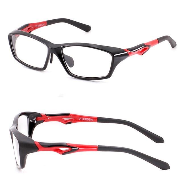 45b467c1b6c1 Quality tr90 men style sports eye glasses 2018 fashion full rim optical  frame for men new