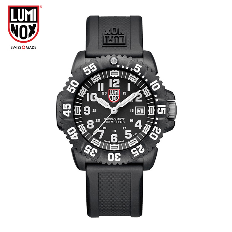 Luminox Made in Switzerland Fashion diving watch series XS.3051 A.3053 XS.3057 A.3059 XS.3067 luminox made in switzerland a 1945 xl 1945 a 1947 xl 1947 the army men s series of waterproof luminous quartz