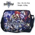 2017 Cartoon Bag Death Note Kingdom Hearts Azrael Fairy Tail Shoulder Bag Messenger Bag For School Children Teenager