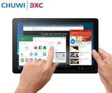 Оригинальный 10.8 дюймов Chuwi Hi10 плюс Планшеты PC Оконные рамы 10 Android 5.1 Intel Cherry Trail Z8350 двойной OS 4 ядра 4 ГБ Оперативная память 64 ГБ Встроенная память