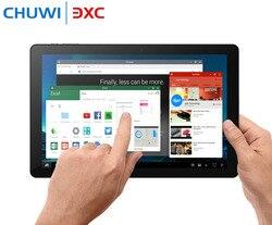 Original 10.8 Inch CHUWI Hi10 Plus Tablet PC Windows 10 Android 5.1 Intel Cherry Trail Z8350 Dual OS Quad Core 4GB RAM 64GB ROM