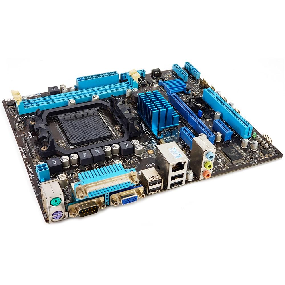 Asus M5A78L-M LX PLUS Drivers for PC