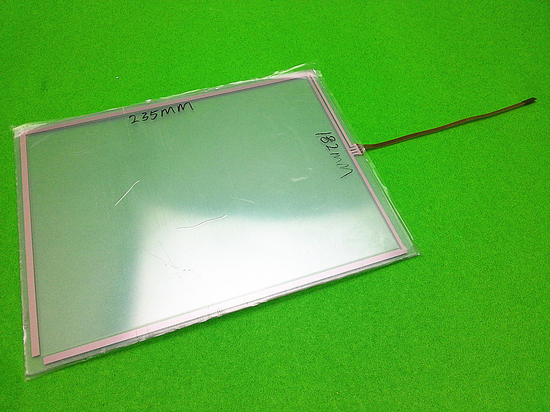 New 10.4 inch 4-wire MP270B-10 6AV6545-0AG10-0AX0 touch panel 235mm*182mm flex 150mm touch panel free shipping new touch glass for mp270b 10 4 6av6 545 0ag10 0ax0 6av6545 0ag10 0ax0 touch panel glass mp270b 10 freeship