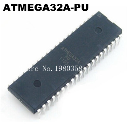 New Original 10pcs/lots ATMEGA32A-PU ATMEGA32A ATMEGA32 DIP-40 Have Stock!