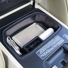 Organizador do carro para lexus lx570 lx 570 2007-2017 titular apoio de braço central recipiente caixa de armazenamento acessórios estilo do carro