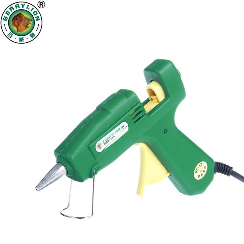 Pistola per colla a caldo professionale 20W Strumento per riparazione - Utensili elettrici - Fotografia 3