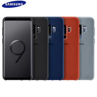 Samsung S9 S 9 Plus Phone Case Back Cover 360 Soft Cute Armor Luxury Leather Protective