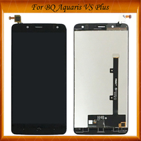 100% Working Well For BQ Aquaris VS Plus LCD Screen Display+Touch Screen Digitizer Sensor Glass Assembly Replacement