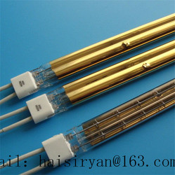 Carbon Fiber Halogen Heating IR Heat Lamp