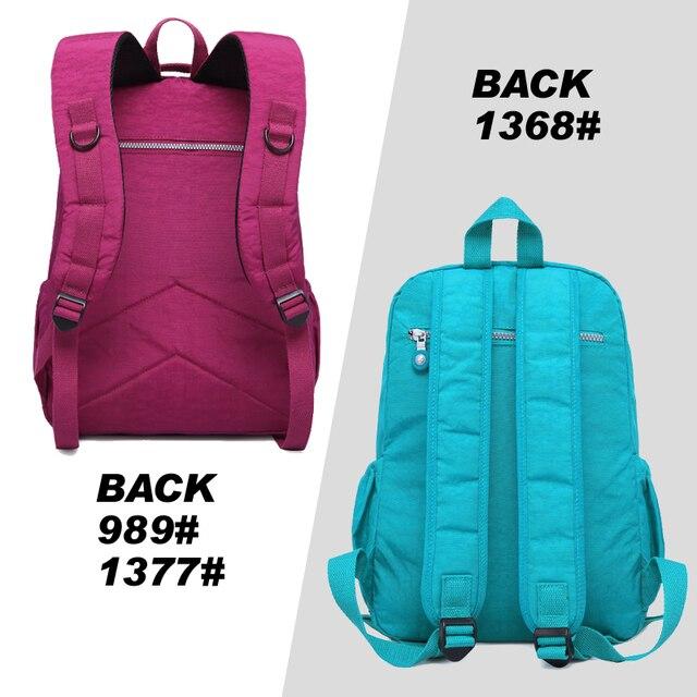TEGAOTE Backpacks Women School Backpack for Teenage Girls Female Mochila Feminina Mujer Laptop Bagpack Travel Bag Sac A Dos 2019 3