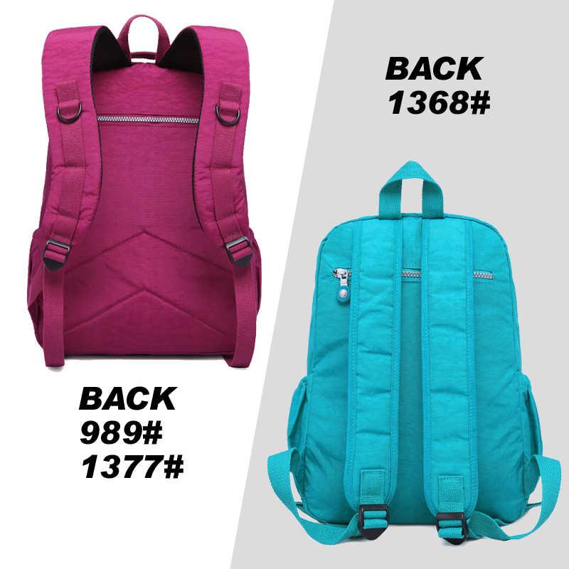 TEGAOTE рюкзаки Для женщин школьный рюкзак для подростков, девочек, женщин, Mochila Feminina Mujer ноутбука рюкзак для путешествий сумка Sac A Dos 2019