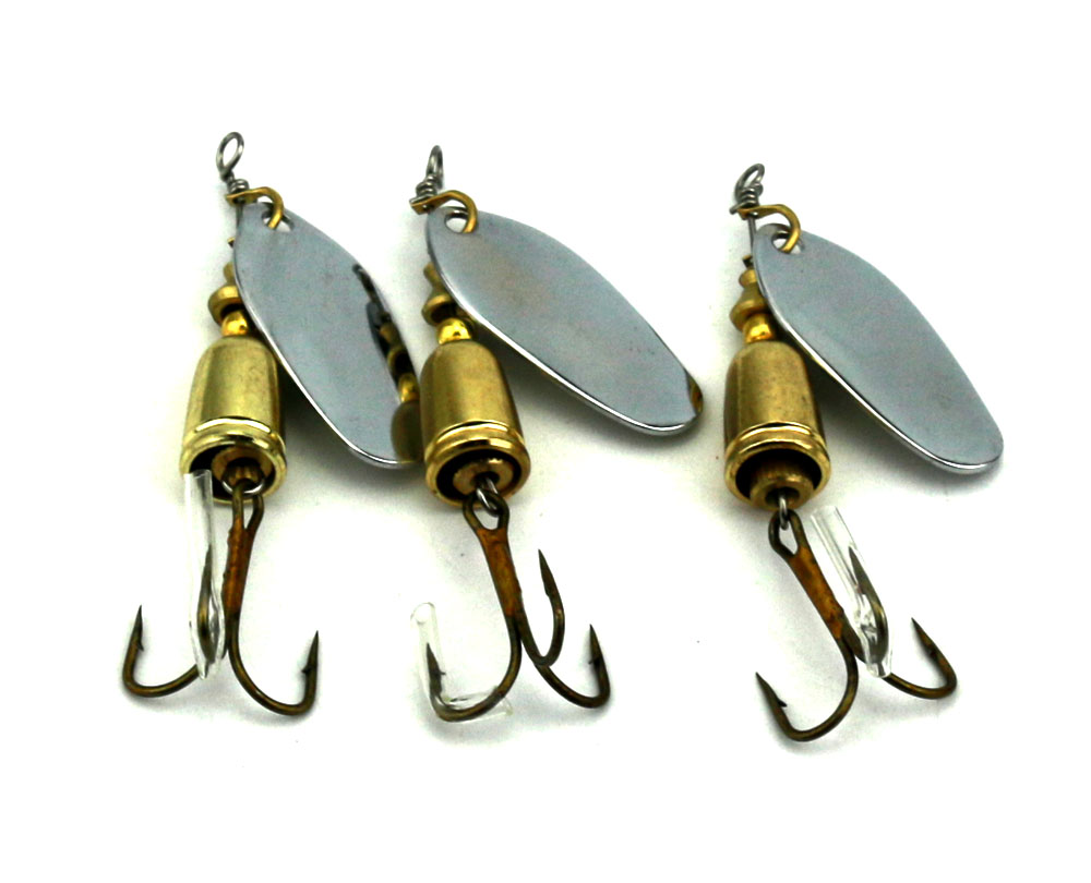 Swimming spinner lure fishing lures pesca top quality for Fishing tackle and bait