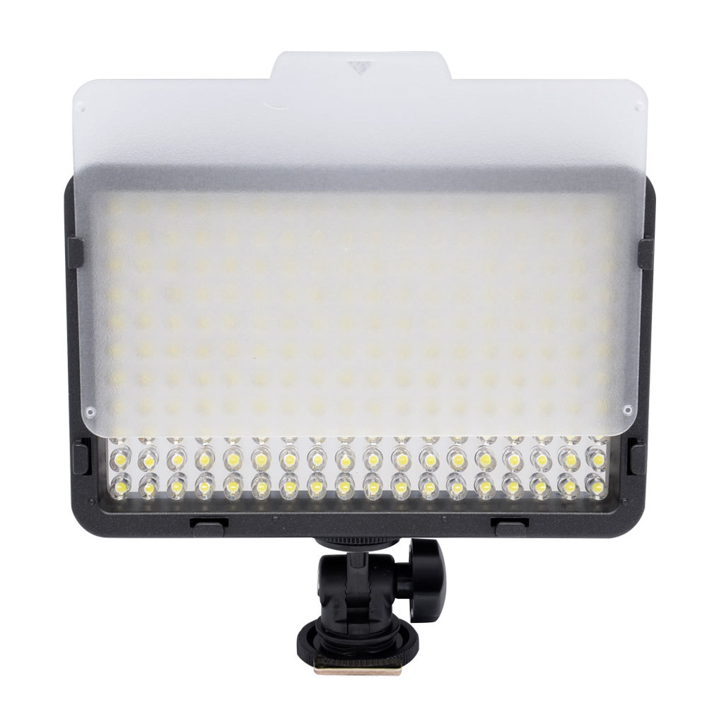Mcoplus 198 LED - Kit de luz de video de ultra alta potencia para - Cámara y foto - foto 2