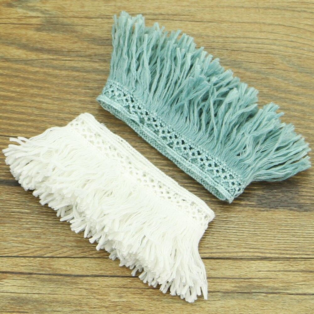 Spitze baumwolle spitze weiß stoff 100% baumwolle stickerei spitze bekleidungs zubehör 2,3 cm breite A03