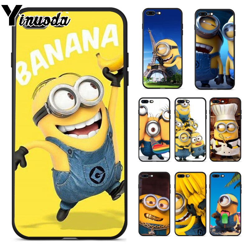 coque minion iphone xr