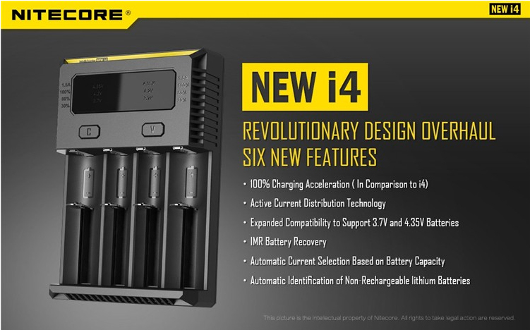 new I4 charger 7