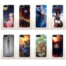 Bixedx Game Final Fantasy Ix Hot Fashion Design Cell Phone Case For Apple iPhone 4 4S 5 5C SE 6 6S 7 8 Plus X(China)