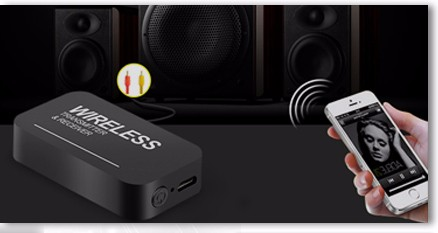 Magift Bluetooth transmitter 3 5mm Audio for Samsung Smart Tv Wifi Adapter  Wireless AUX Bluetooth Transmitters for Ipad laptop