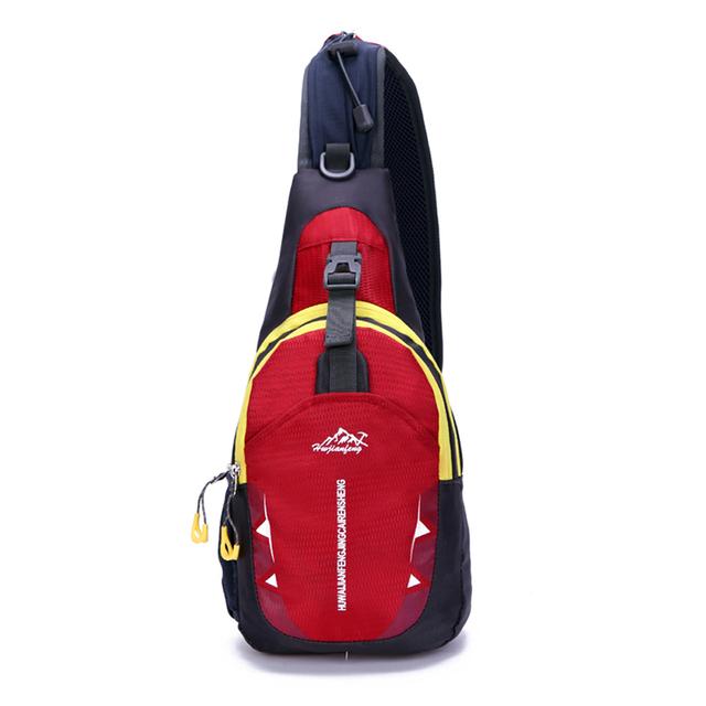 Waterproof Crossbody Backpack