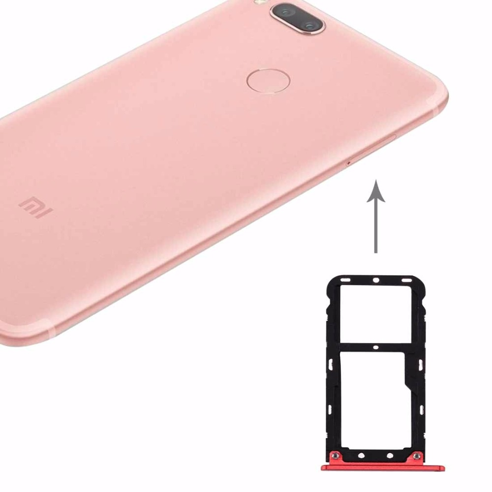 SIM & SIM / TF Card Tray For Xiaomi Mi 5X / A1