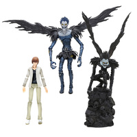 Figutto Anime Death Note Ryuuku Ryuk deathnote Yagami Light Killer figma #008 #009 PVC Figure Collection Model Toy Doll