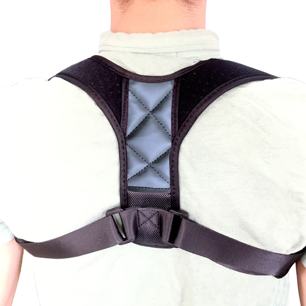 Купить с кэшбэком Bodywellness posture corrector corset for the back Humpback Correction of posture  brace support Pain Relief corset for the back