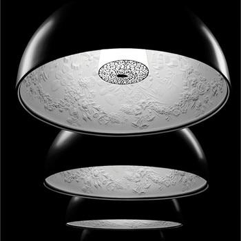 Nowoczesny Ogrodowy Wisiorek światła Jadalnia Wisiorek Led Lampa Zawieszenie W Sypialni Oprawa Salon Oświetlenie Wiszące Oprawy
