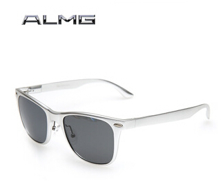 2a13cf6404 Fashion Summer aluminum magnesium Polarized Driving Sunglass Polaroid  Sunglasses Brand Designer Men oculos masculino Audi Benz-in Men s Sunglasses  from ...