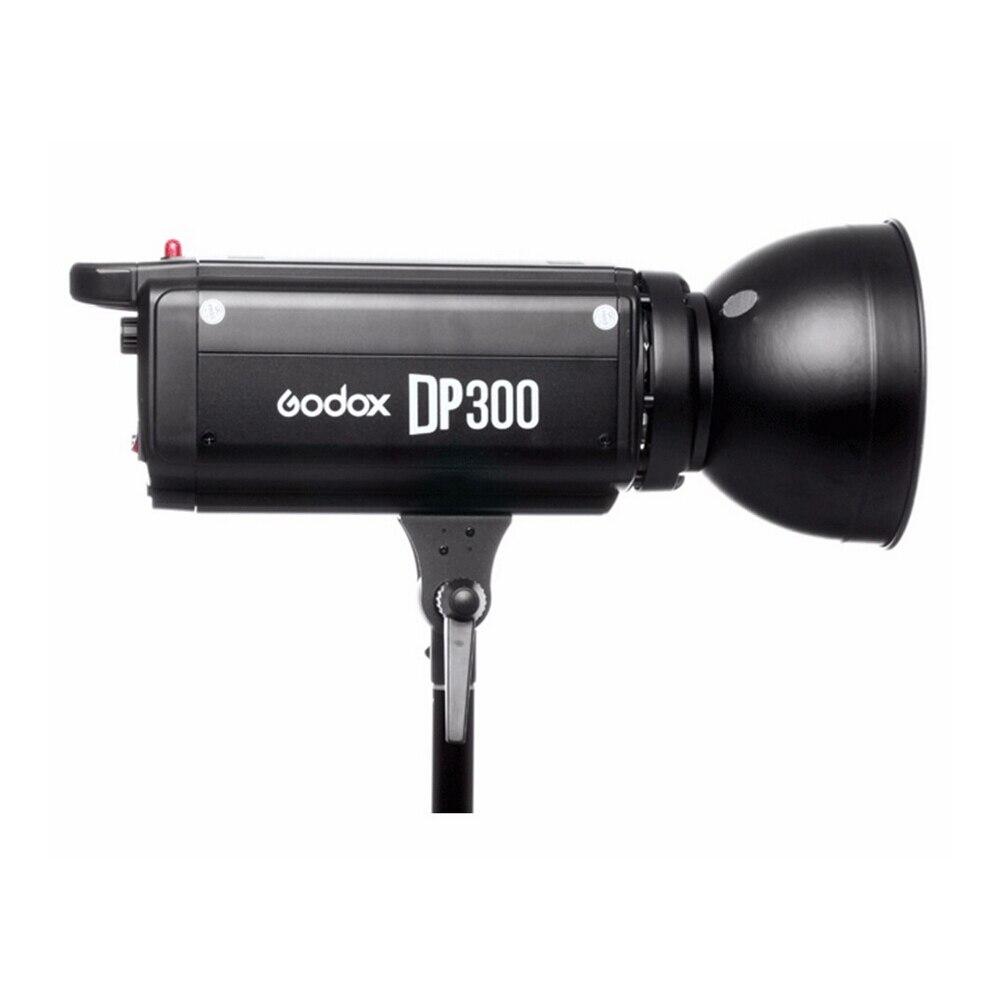 Godox DP300 DP-300 300W pro Photography Studio Strobe Flash Light Power 110V/220V Lighting Lamp Head For Camera Studio