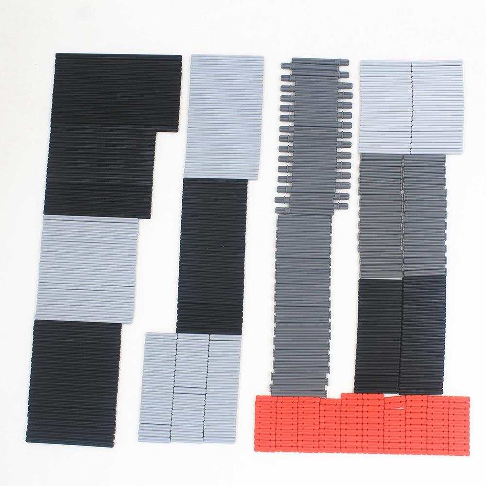 HOT SALES 470pcs Model Building Blocks Toy Boy Parts Technic Building Bricks Children Toys CROSS AXLE Compatible With Lego
