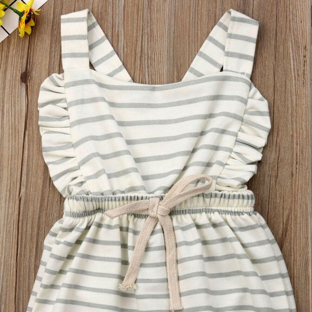 HTB1XSNqX81D3KVjSZFyq6zuFpXaL Newborn Baby Clothes Backless Striped Ruffle Romper Overalls Jumpsuit Clothes Baby Girl Clothes Baby Girl Romper kid clothes