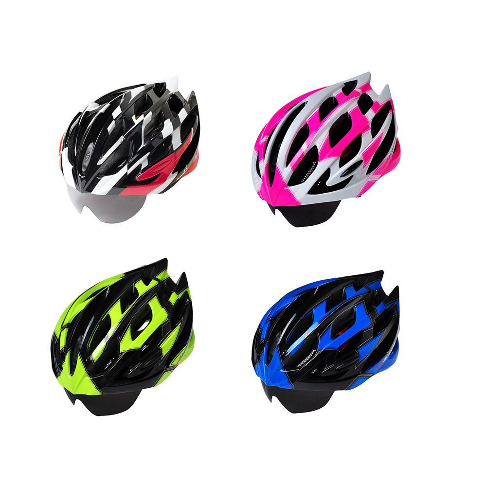 Ultra-léger De Sport Sécurité disque de polissage vélo de route Casque VTT VTT Racing Vélo