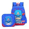 Waterproof School Bags for Boys Student Shoulder Bag kids Travel schoolbag Satchel High Quality Children Backpacks Best Gift