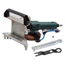 Пневматическая машина для снятия фаски под углом безопасности стекла, машина для снятия фаски стекла, обработка углов безопасности стекла