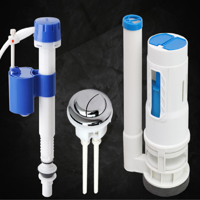 Adjustable height 21-28CM universal toilet filling valve toilet parts toilet water tank accessories free shipping